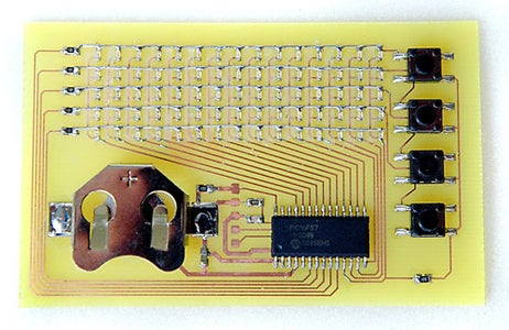 An Ad-hoc Double Sided Board