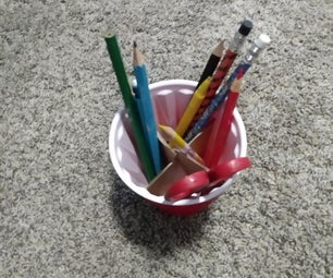 Pencil Scissor, Marker  Organizer 2.0