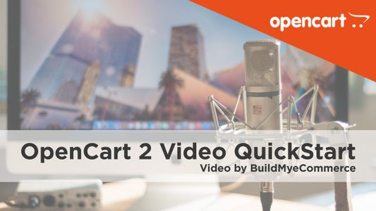 OpenCart Tutorial for Beginners - Version 2.0 - 2.X