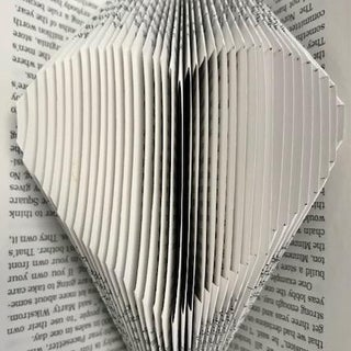 Folded Book Art - Best & Most Clear Tutorial Available