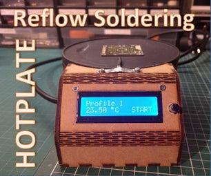 Reflow Soldering Hotplate