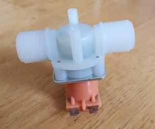 Motion Sensor Water Tap Using Arduino and Solenoid Valve - DIY