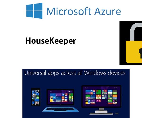 Housekeeper- Azure Powered Doorlock-Microsoft Powered