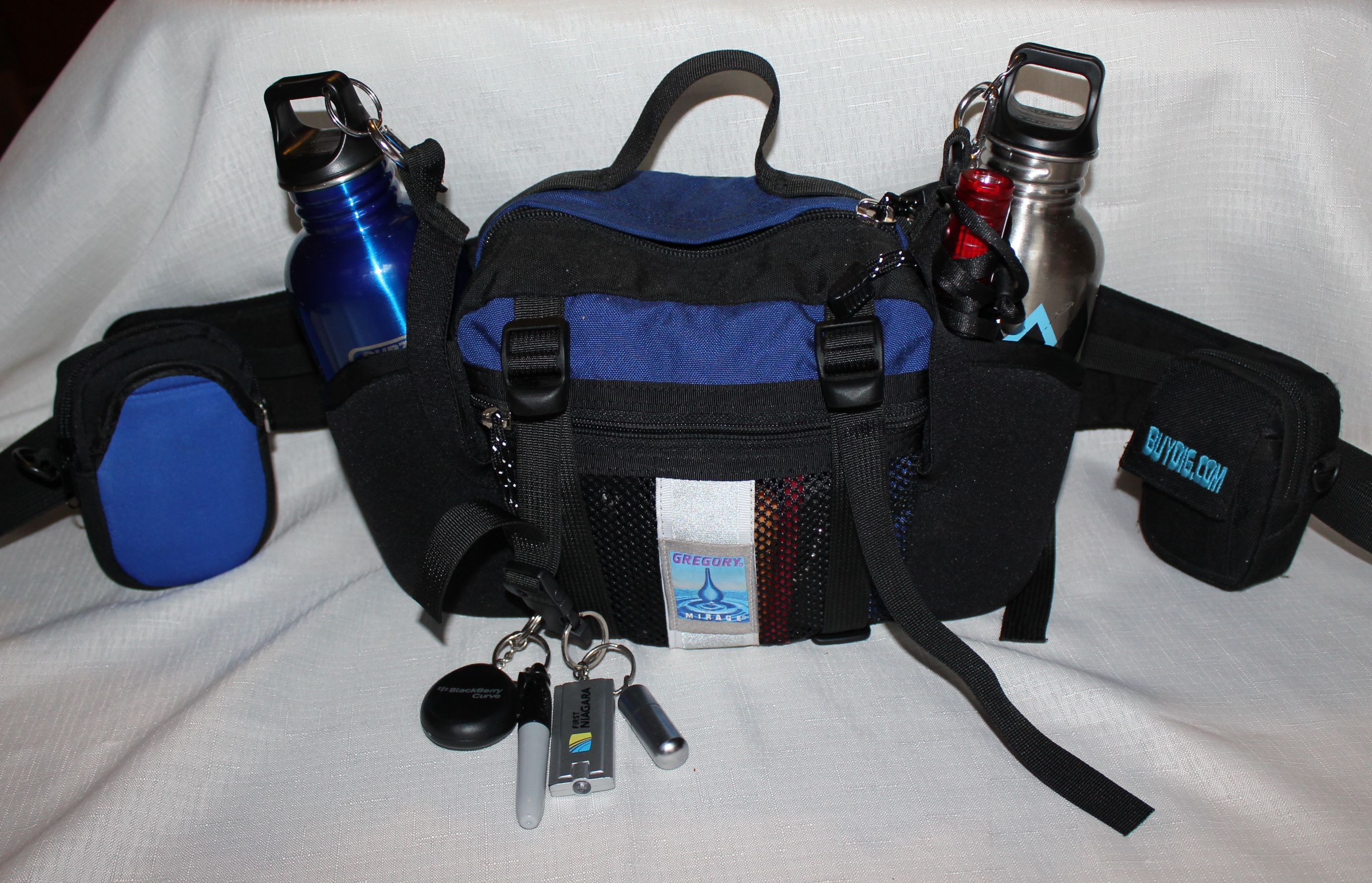 EDC vehicle bag
