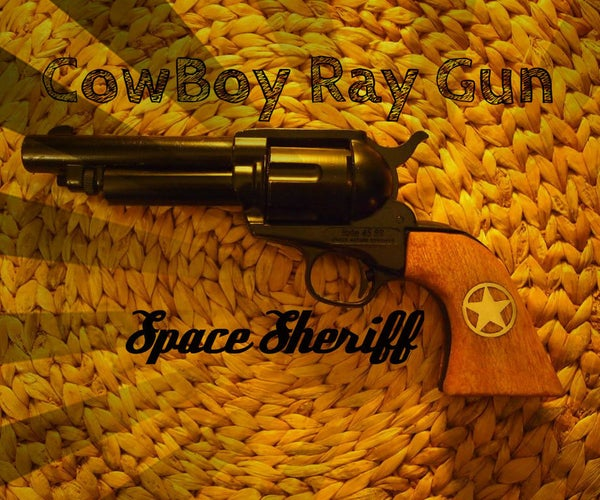 Cowboy Ray Gun