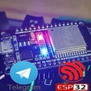 ESP32 Based Telegram Bot