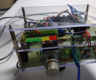 Arduino音频声级仪表