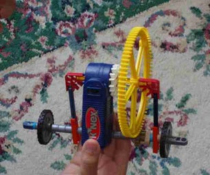 Knex Faster Car Idea.