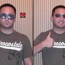 Designer 3D Movie Glasses