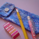 Make A Cute And Handy Pencil Bag