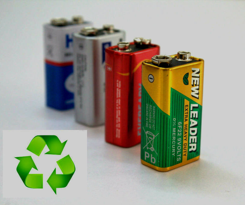 Make 4 Useful Things From 9V Dead Battery