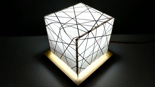 Turn Off the Room Light to See This Amazing Night Lamp for Your Room Decor (REFER VIDEO)