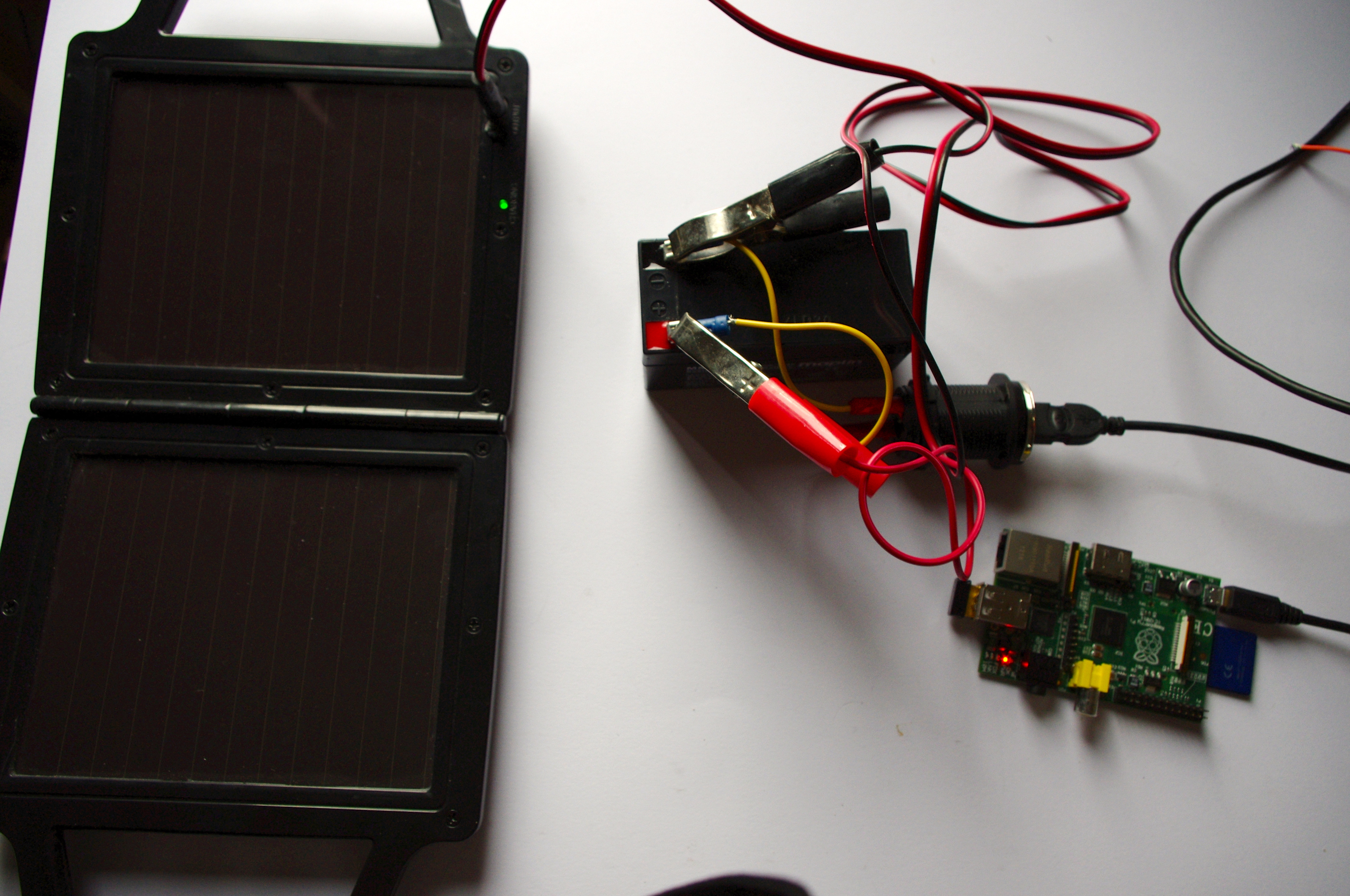 Embracing Open Raspberry Pi Project Sun Power For Pi