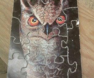Custom Wood Puzzle