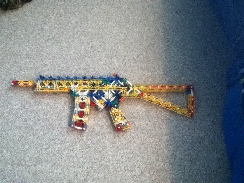Random Assault Rifle
