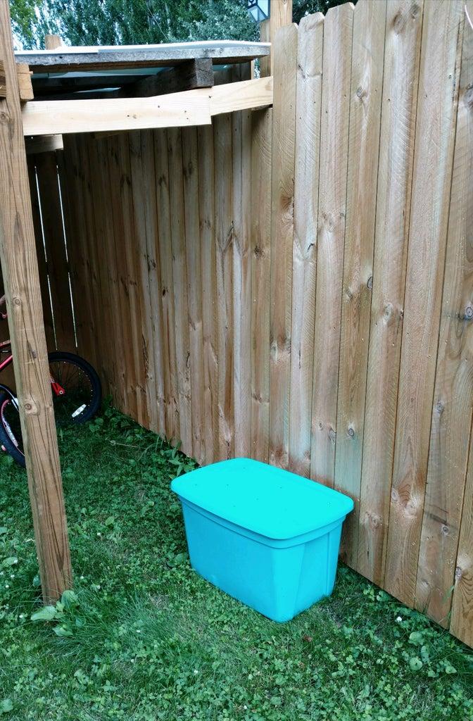 How to Make  a Compost Bin (DIY)