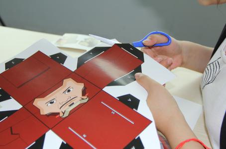 Make a Papercraft Shell