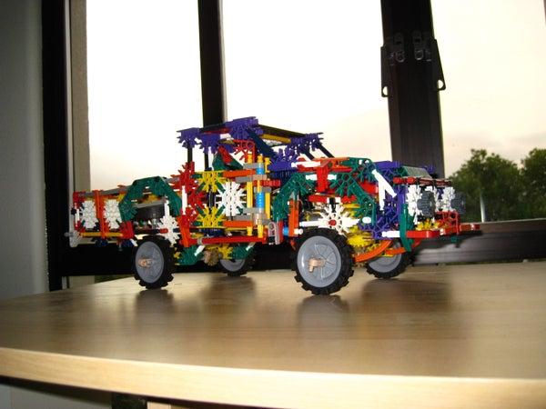 K'nex (or Knex) 4wd Truck [5/09 Video Added]