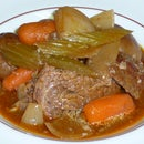 scrumptious pot roast