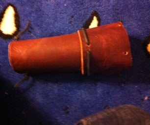 How to Make a Pair of Leather Gauntlets Inspired by Assassins Creed