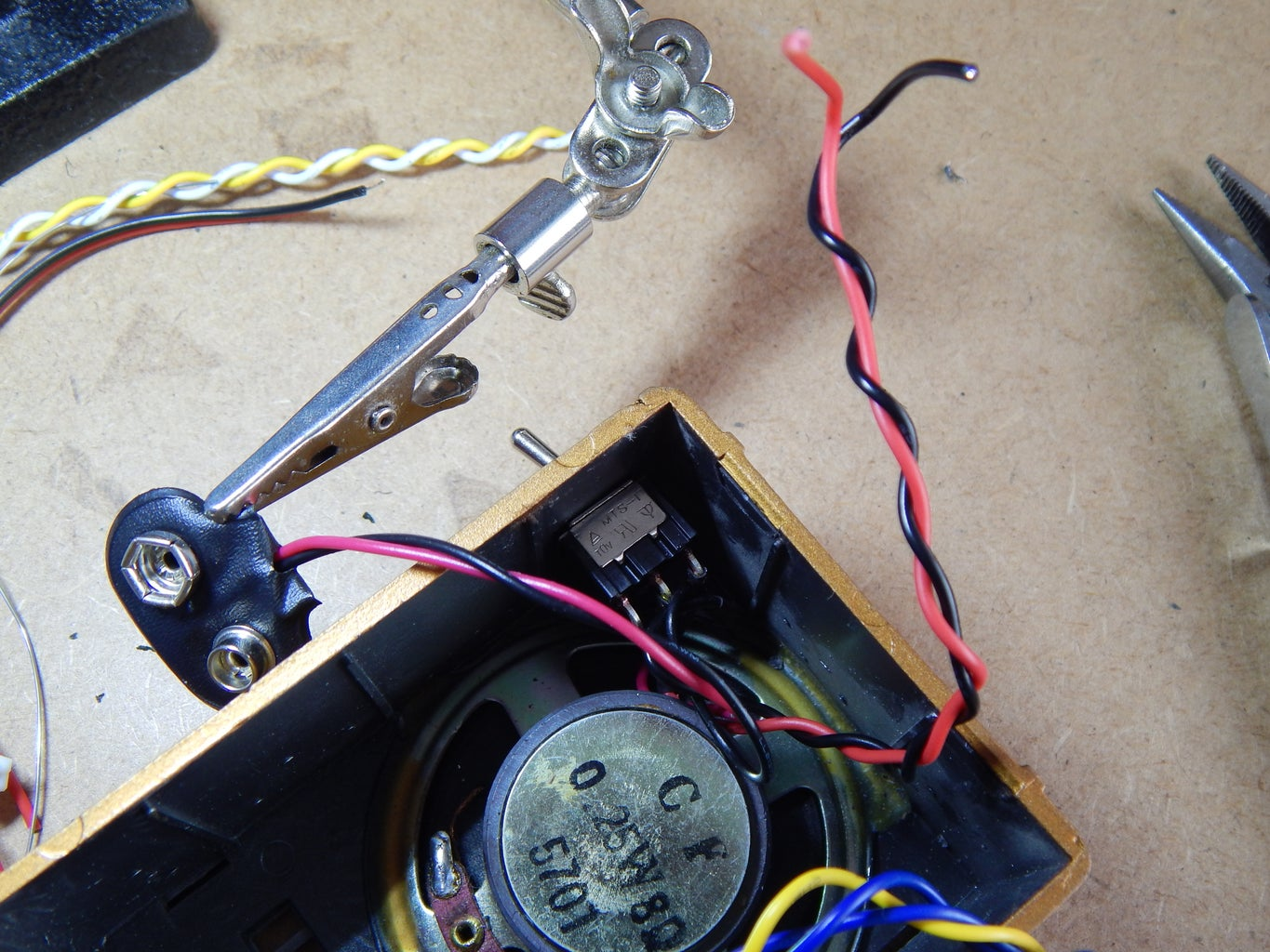 Wiring the Switch