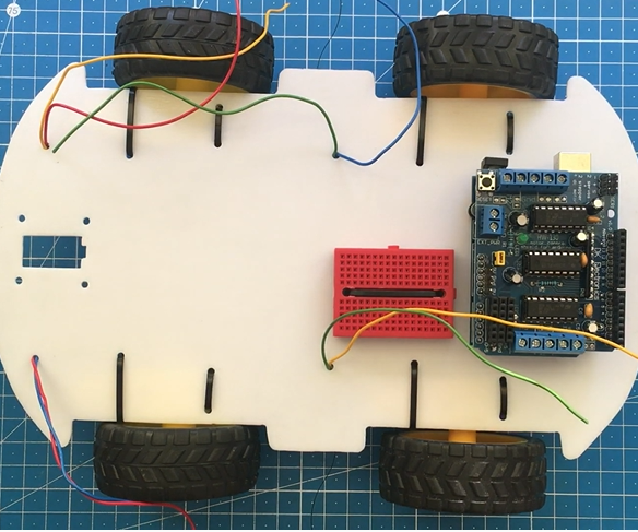 Project ROBOT: Part I