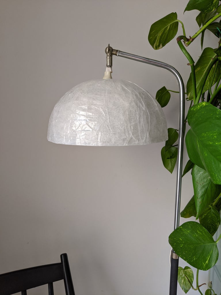 Use Your Amazing New Lamp Shade!