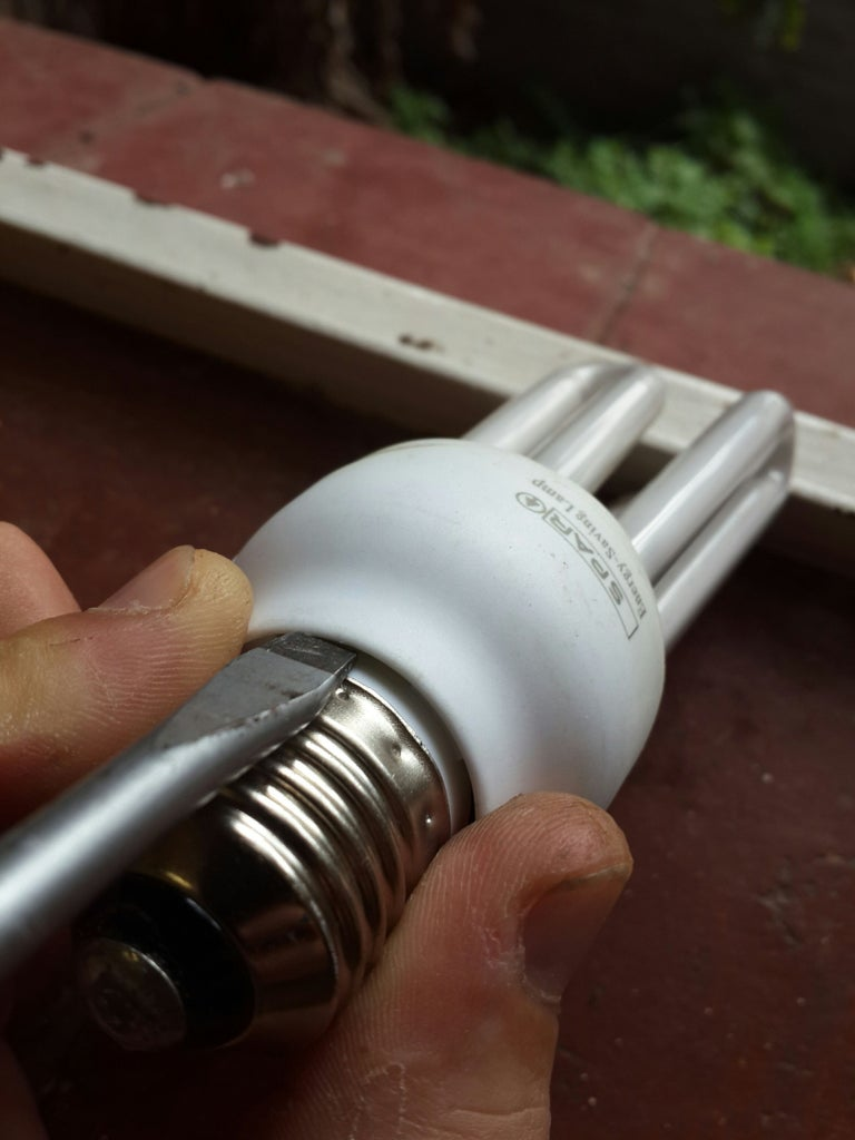 Open Up the Bulb