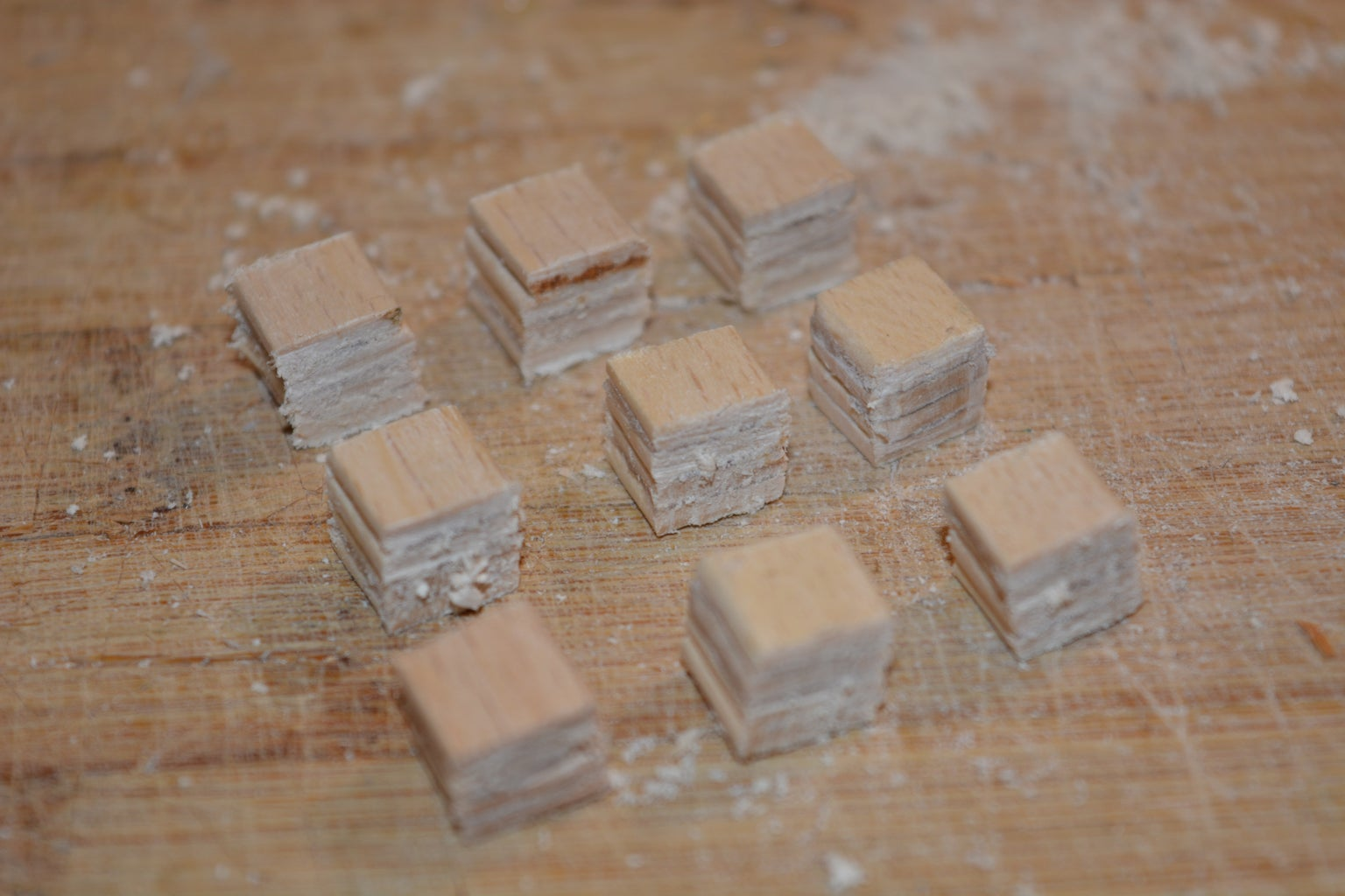 Making Cantilevers/supporters
