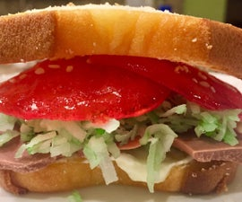 The BLT Sandwich Dessert Imposter
