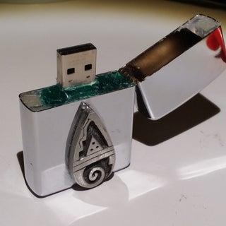 My USB-ZIPPO