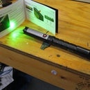How to reassemble a Wicked lasers EVO
