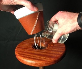 How to Make a Self-Watering Plant Stand