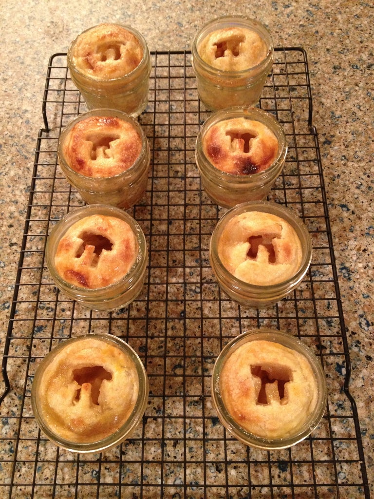 Continue Assembling the Pies