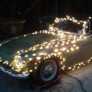 Christmas Car Lights