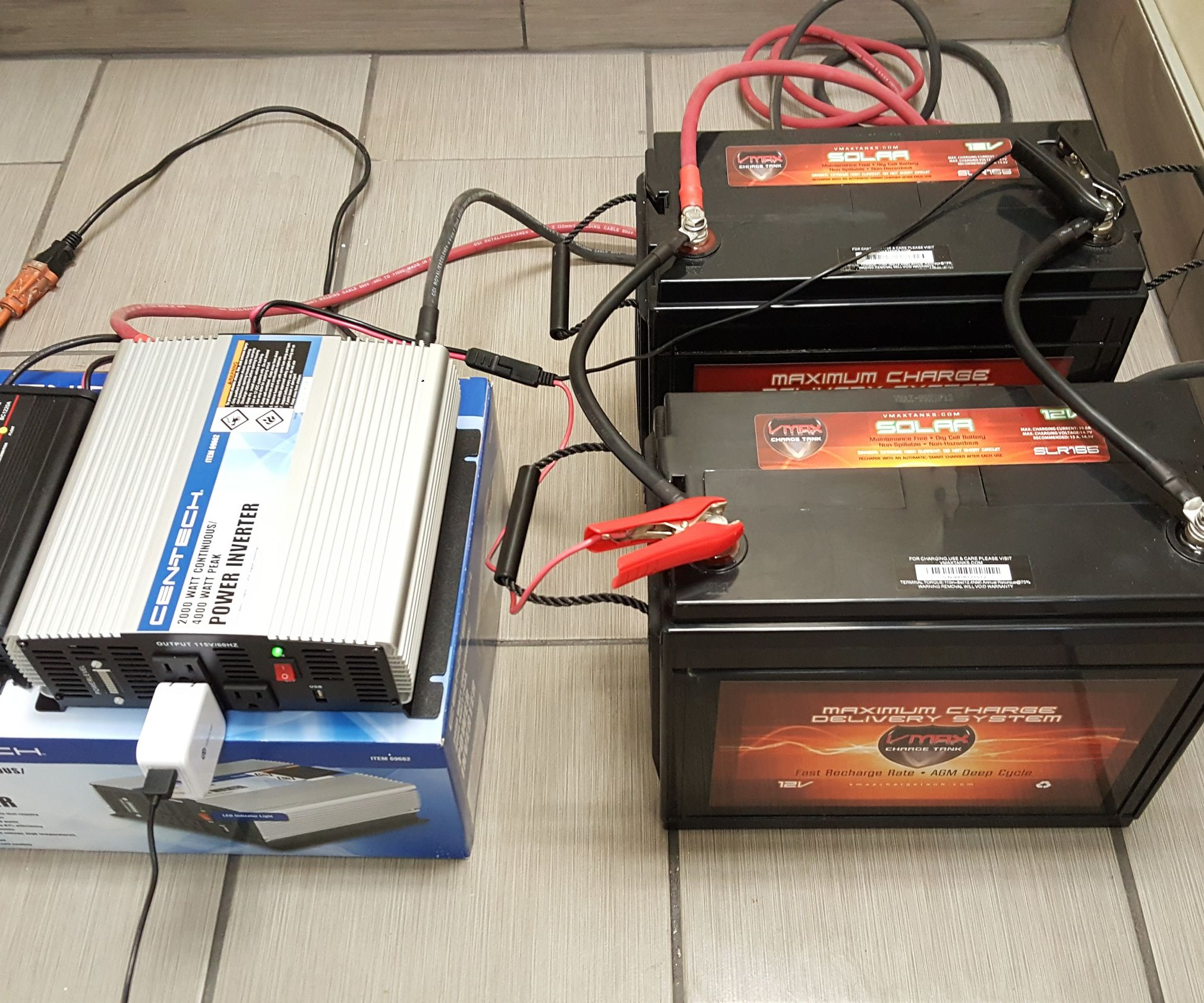 How to Build a Battery Backup Generator