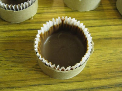 Stage 1 - Hollow Chocolate Cups