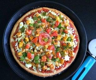 Spicy Paneer Tikka Pizza(全小麦)