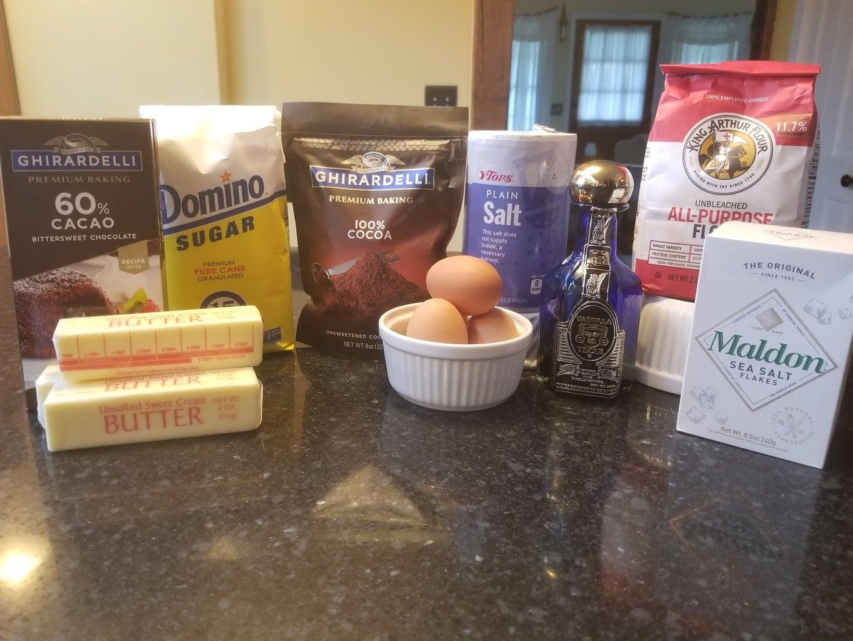 Ingredients / Tools