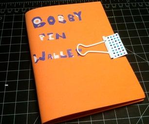 Bobby Pin Wallet