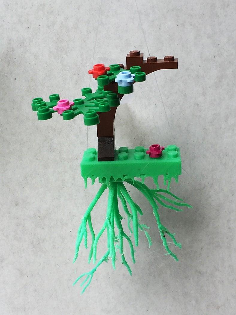 Rooted Bricks