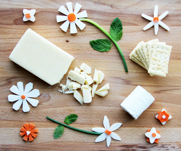 How To Make Edible Flower Garnishes