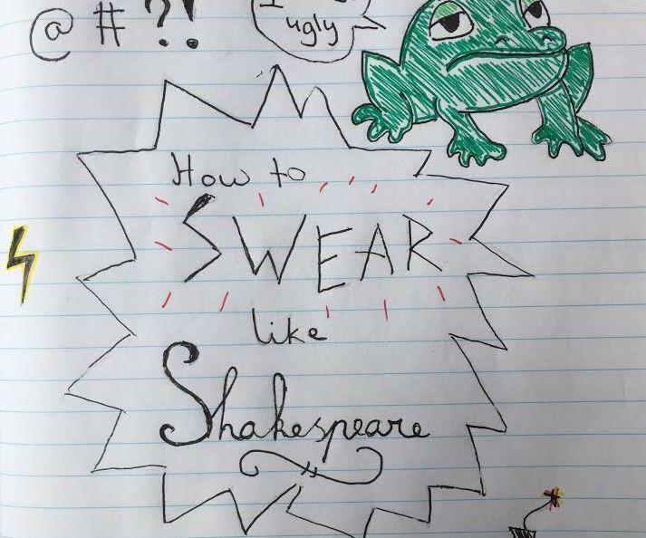 How to Swear Like Shakespeare