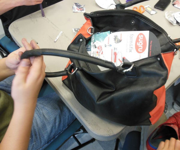 SUGRU Purse Handle Repair