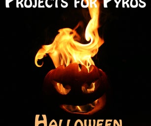 Projects for Pyros: Halloween Edition