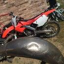 FMF Dirt Bike Polishing!!!