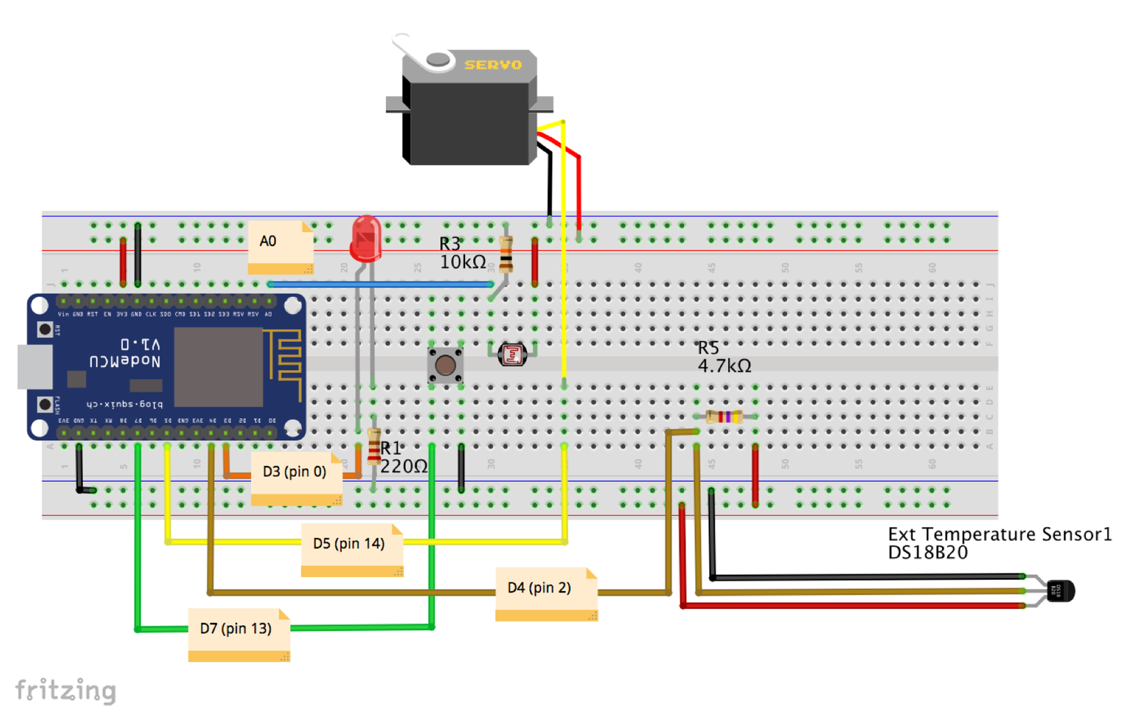 Controlling 1-Wire Devices