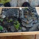 Tablero de mesa modular para juegos