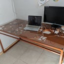 A Clockwork Desk
