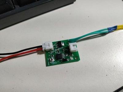 Arduino Attiny85 Smart Fan Controller